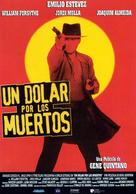 Dollar for the Dead - Spanish Movie Poster (xs thumbnail)