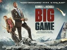 Big Game - British Movie Poster (xs thumbnail)