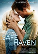 Safe Haven - Dutch Movie Poster (xs thumbnail)