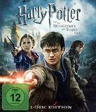 Harry Potter and the Deathly Hallows: Part II - German Movie Cover (xs thumbnail)