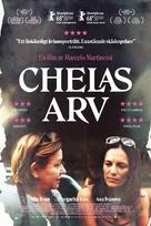 Las herederas - Swedish Movie Poster (xs thumbnail)