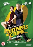 Le crime est notre affaire - British DVD cover (xs thumbnail)