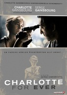 Charlotte for Ever - Norwegian DVD cover (xs thumbnail)