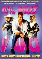 Bewegte Mann, Der - Czech DVD cover (xs thumbnail)