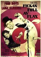 Pocketful of Miracles - Swedish Movie Poster (xs thumbnail)