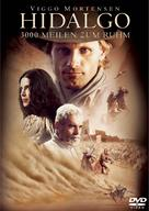 Hidalgo - German DVD movie cover (xs thumbnail)