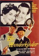 Wir Wunderkinder - German Movie Poster (xs thumbnail)