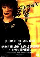 Trop belle pour toi - Spanish Movie Poster (xs thumbnail)