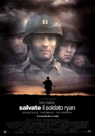 Saving Private Ryan - Italian Movie Poster (xs thumbnail)