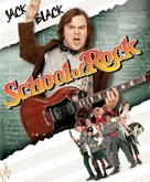 The School of Rock - Blu-Ray cover (xs thumbnail)