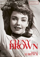 Cluny Brown - French Re-release movie poster (xs thumbnail)