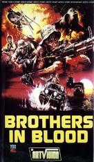 La sporca insegna del coraggio - VHS movie cover (xs thumbnail)