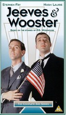 """Jeeves and Wooster"" - British VHS movie cover (xs thumbnail)"