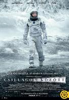 Interstellar - Hungarian Movie Poster (xs thumbnail)
