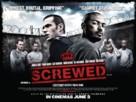 Screwed - British Movie Poster (xs thumbnail)