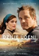 The Mercy - Latvian Movie Poster (xs thumbnail)