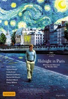 Midnight in Paris - Australian Movie Poster (xs thumbnail)
