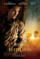Water for Elephants - Theatrical movie poster (xs thumbnail)