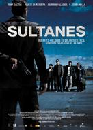 Sultanes del Sur - Spanish Movie Poster (xs thumbnail)