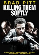 Killing Them Softly - Canadian DVD cover (xs thumbnail)