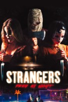 The Strangers: Prey at Night - French Movie Cover (xs thumbnail)