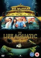 The Life Aquatic with Steve Zissou - British Movie Cover (xs thumbnail)