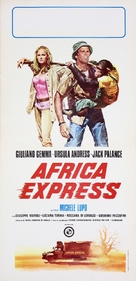 Africa Express - Italian Movie Poster (xs thumbnail)