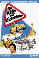 Käfer auf Extratour, Ein - German DVD cover (xs thumbnail)