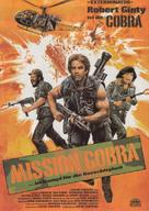 The Mission... Kill - German Movie Poster (xs thumbnail)