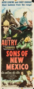 Sons of New Mexico - Movie Poster (xs thumbnail)