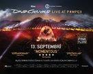 David Gilmour Live at Pompeii - Latvian Movie Poster (xs thumbnail)