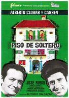 Piso de soltero - Spanish Movie Poster (xs thumbnail)