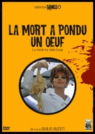 Morte ha fatto l'uovo, La - French Movie Cover (xs thumbnail)