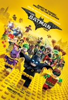 The Lego Batman Movie - Movie Poster (xs thumbnail)