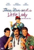 3 Men and a Little Lady - Dutch DVD movie cover (xs thumbnail)