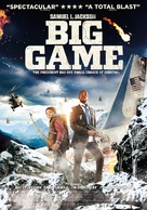 Big Game - Belgian Movie Poster (xs thumbnail)
