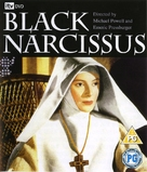 Black Narcissus - Blu-Ray cover (xs thumbnail)