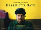 At Eternity's Gate - British Movie Poster (xs thumbnail)