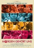 Demain est à nous - German Movie Poster (xs thumbnail)