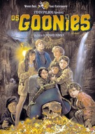 The Goonies - Brazilian Movie Cover (xs thumbnail)