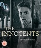 The Innocents - British Blu-Ray movie cover (xs thumbnail)