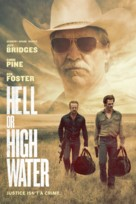 Hell or High Water - Movie Cover (xs thumbnail)