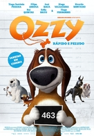 Ozzy - Portuguese Movie Poster (xs thumbnail)