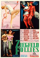 Ziegfeld Follies - Italian Movie Poster (xs thumbnail)