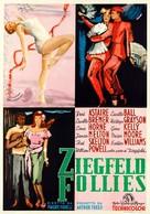 Ziegfeld Follies - Italian Movie Poster (xs thumbnail)