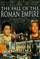 The Fall of the Roman Empire - Movie Cover (xs thumbnail)