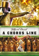 A Chorus Line - DVD movie cover (xs thumbnail)