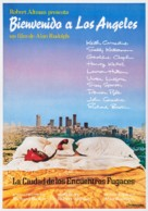 Welcome to L.A. - Spanish Movie Poster (xs thumbnail)