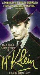 Monsieur Klein - VHS cover (xs thumbnail)