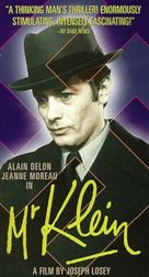Monsieur Klein - VHS movie cover (xs thumbnail)